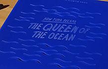 比利时Waste Free Oceans组织公益活动 海洋垃圾制成的书
