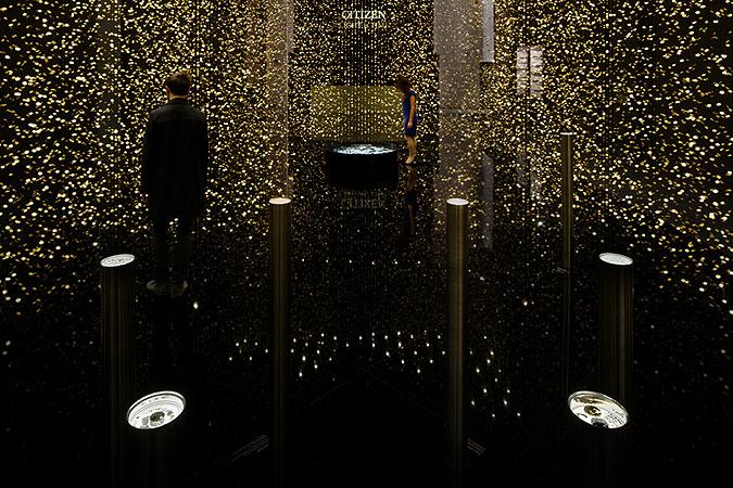 米兰设计周西铁城装置艺术