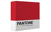 潘通色彩公司宣传活动 色彩卡牌游戏
