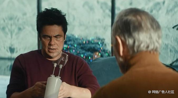 喜力啤酒圣诞节广告 还好我是演员